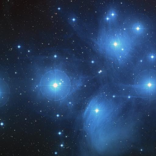 宇宙 太空 神秘 星空