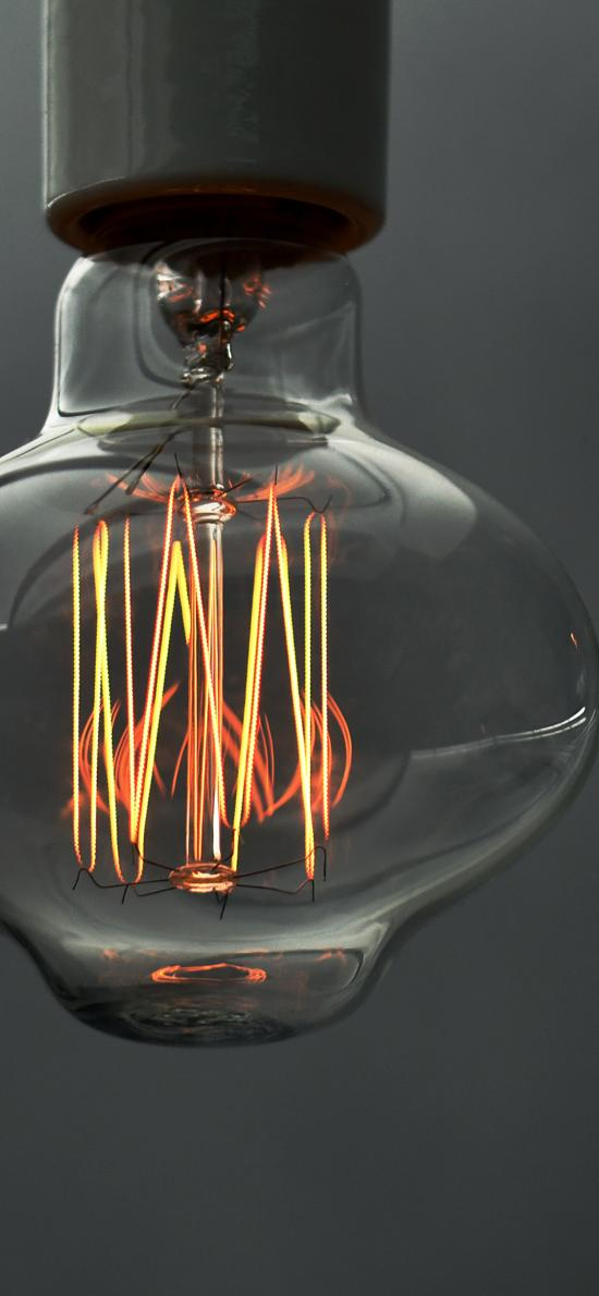 玻璃泡 钨丝 照明