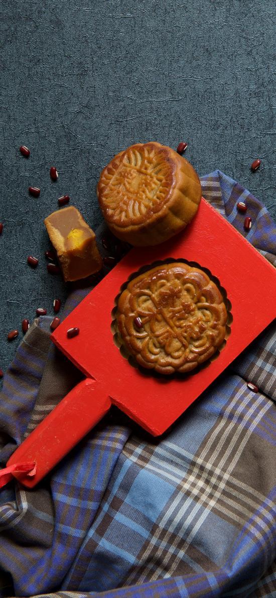 月饼 中秋节 传统 佳节