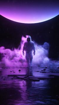 行星 宇航员 制服 神秘