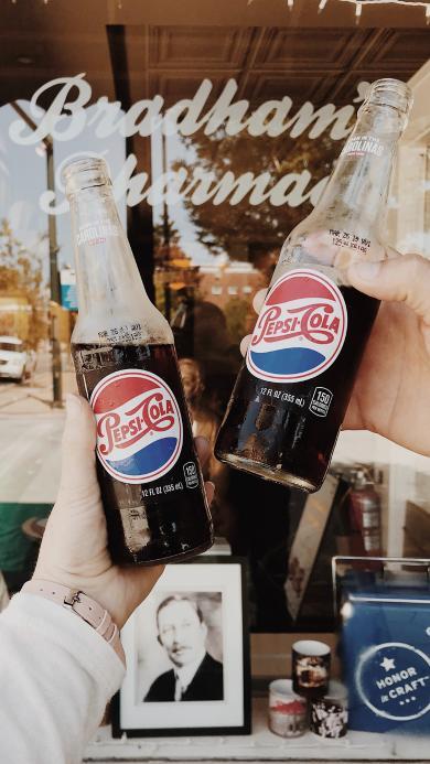 饮品 碳酸汽水 可乐 瓶装