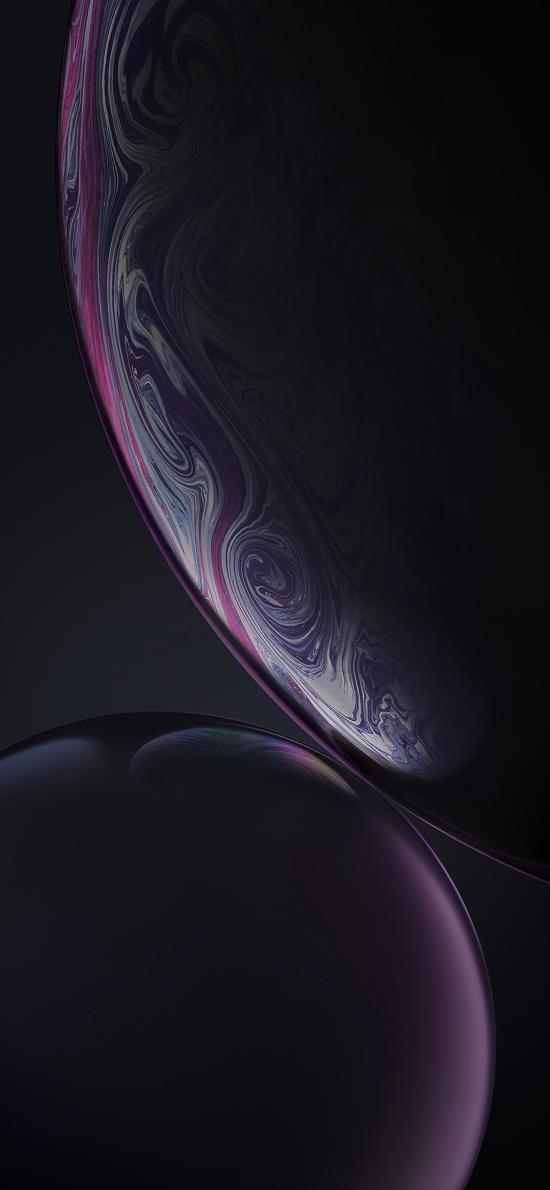 气泡 原生 iPhone xs 内置
