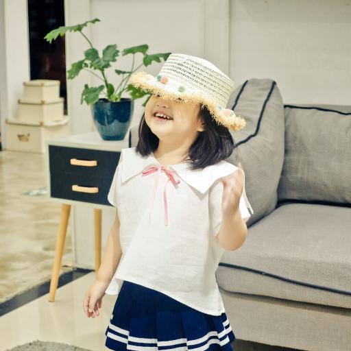 包饺子 包可艾 小女孩 可爱