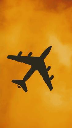 航空 飞机 客机 飞行