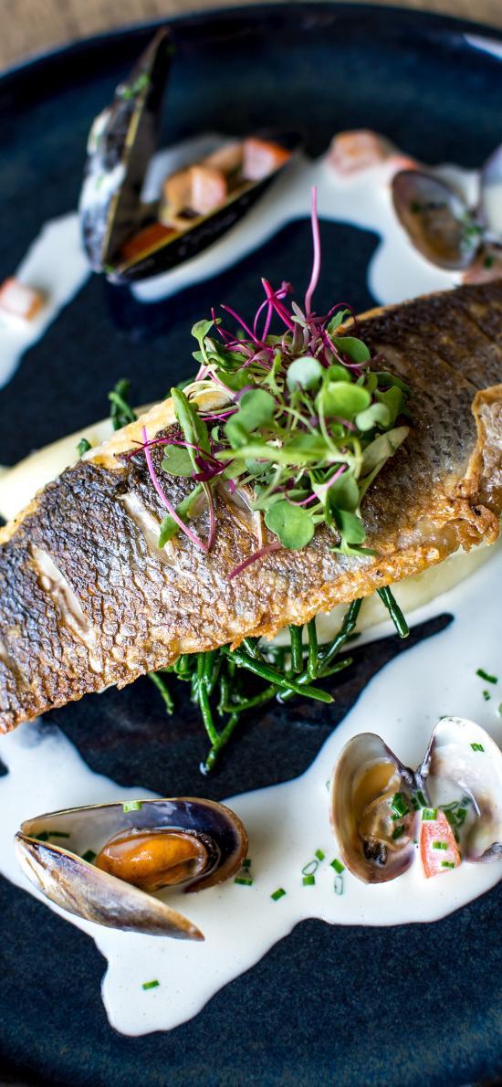 鱼 烹饪 花甲 河鲜