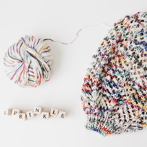 针织 毛线 线团 字母 手工