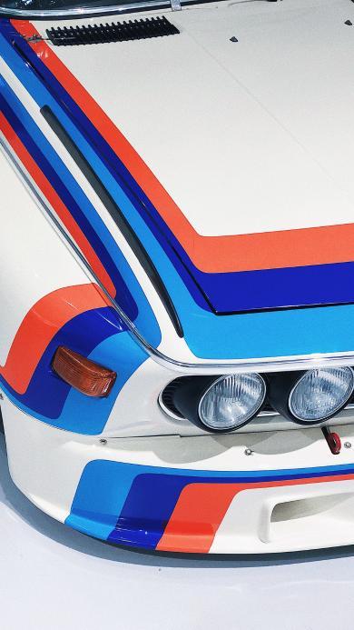汽车 车灯 油漆 色彩