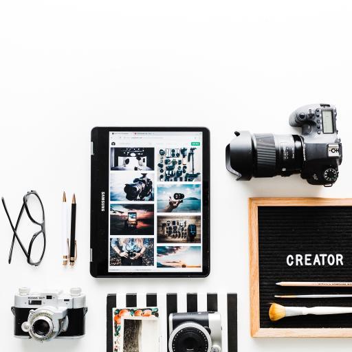 科技产品 平板 相机 手机