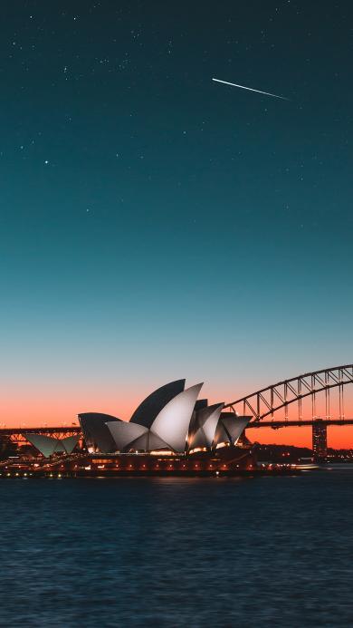建筑 悉尼歌剧院 海岸