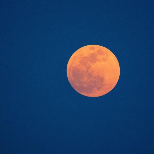月亮 星球 月球 夜晚