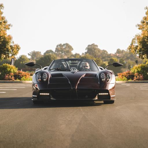 炫酷 跑车 造型 帅气