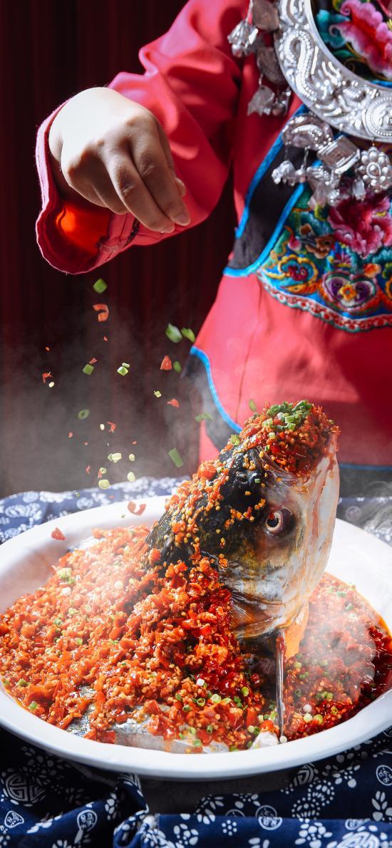 餐点 菜式 剁椒鱼头