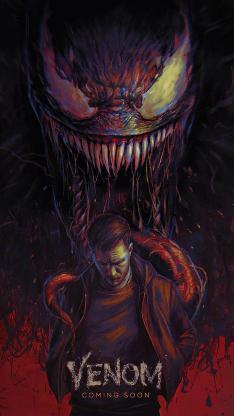 毒液 致命守护者 电影 科幻 漫画 欧美