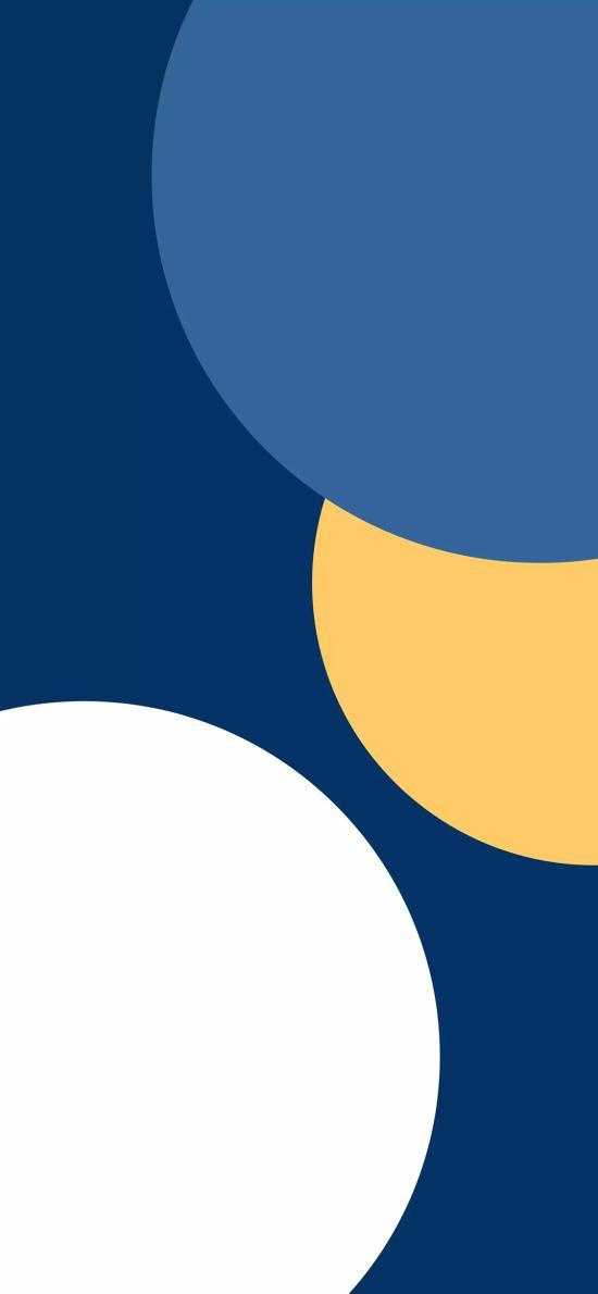 圆 几何 色彩 构成 平面 蓝色