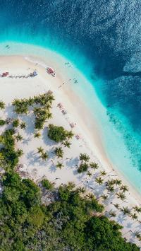 沙滩 海岸 度假 热带