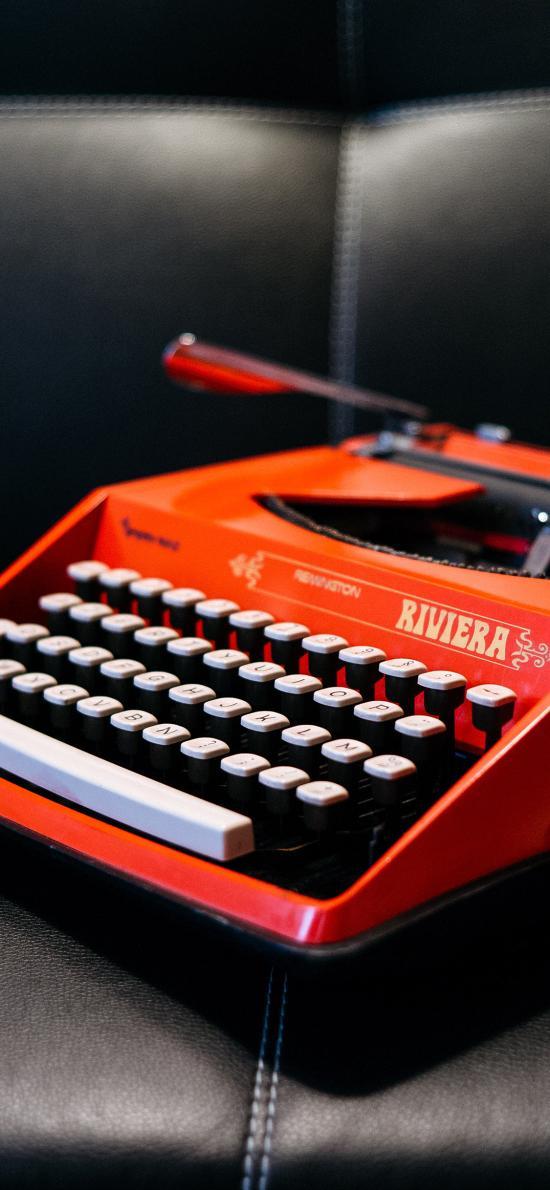 打字机 复古 键盘