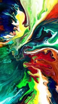 色彩 渲染 红绿 系统