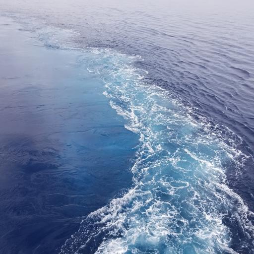 海浪 大海 海水 渐变 海洋