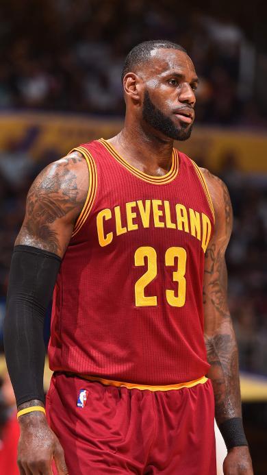 詹姆斯 运动员 篮球 NBA