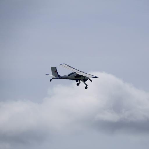 飞机 滑翔机 飞行 航空 天空