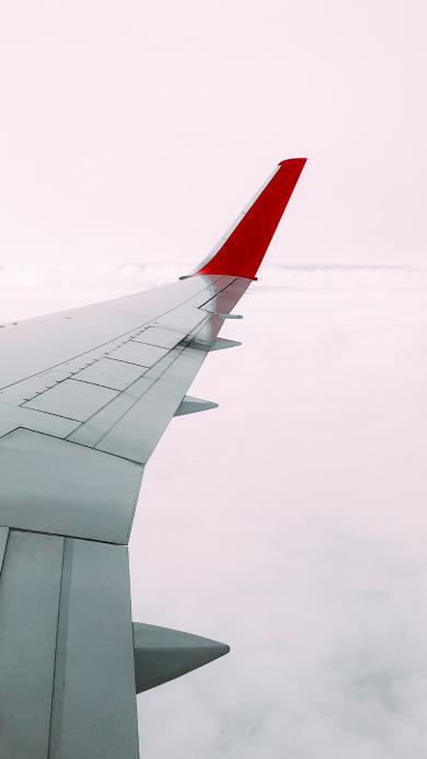 飞机 机翼 客机 航空