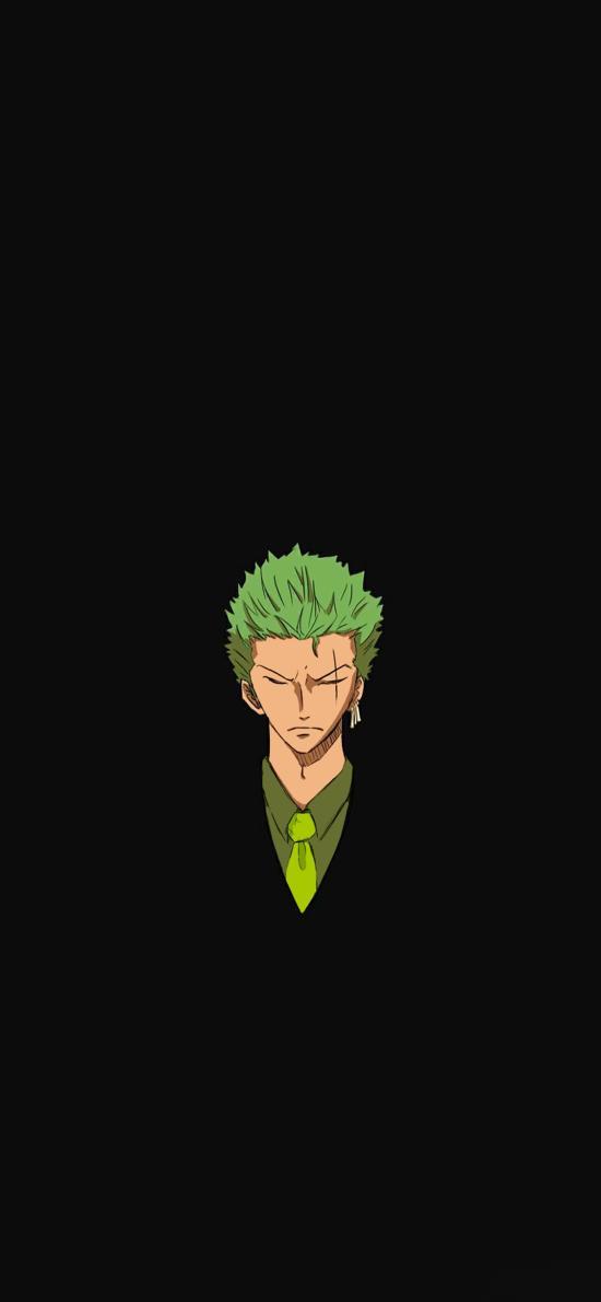 海賊王 黑 綠藻頭 索隆