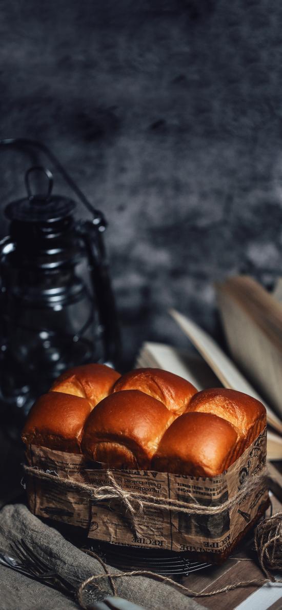 烘焙 点心 面包 美味