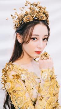 迪丽热巴 胖迪 金鹰女神 演员 明星 艺人
