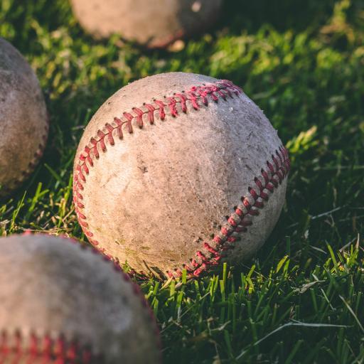 棒球 草坪 运动 缝纫线