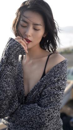 刘雯 艺人 超模 模特 性感