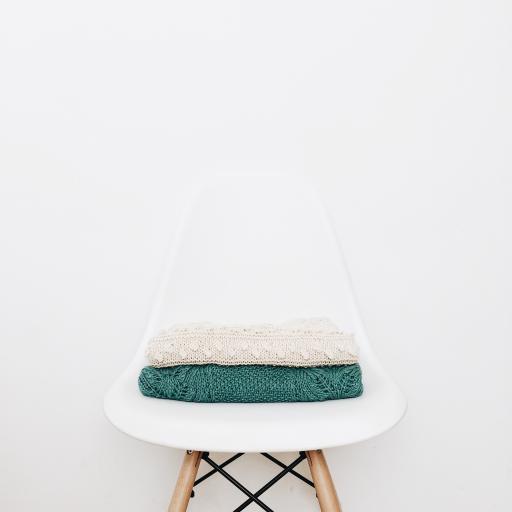椅子 家居 毛衣 简洁