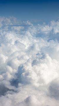 天空 云端 云层