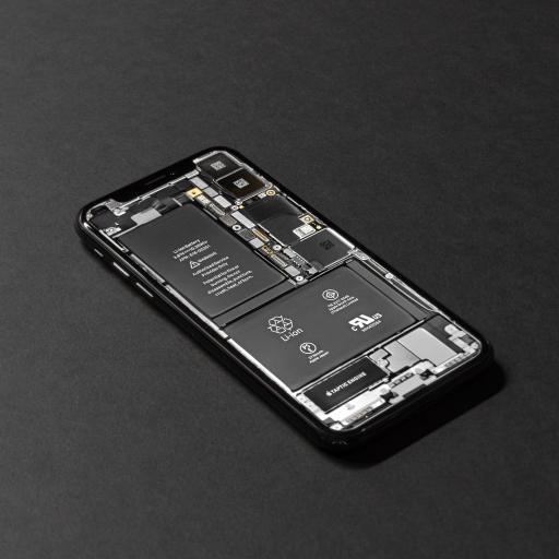 iPhonexs 手机 主板 黑白 电子产品 电池