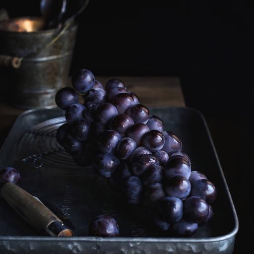 水果 葡萄 黑加仑 酸甜