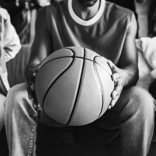 篮球 黑白 运动