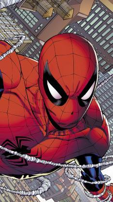 蜘蛛侠 超级英雄 欧美 漫威
