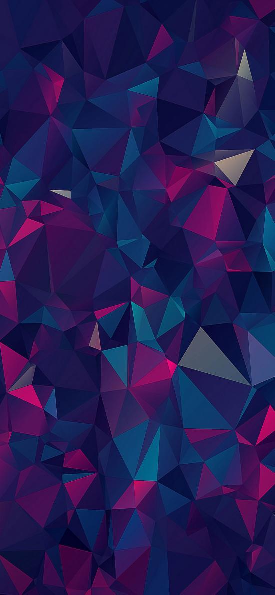 几何 空间 三角形 构成