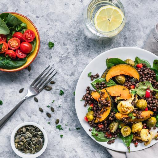 沙拉 时蔬 蔬菜 圣女果