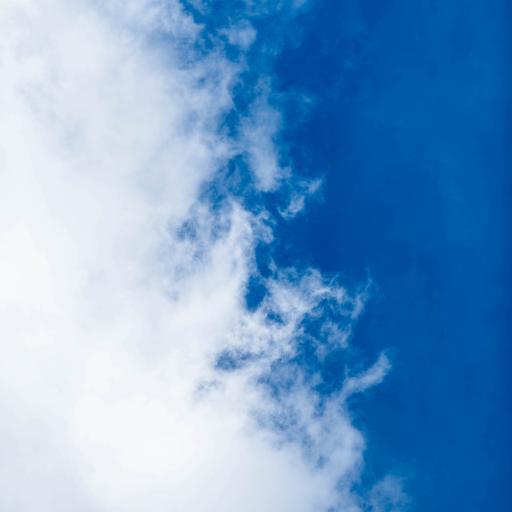 蓝天 白云 蔚蓝  云层