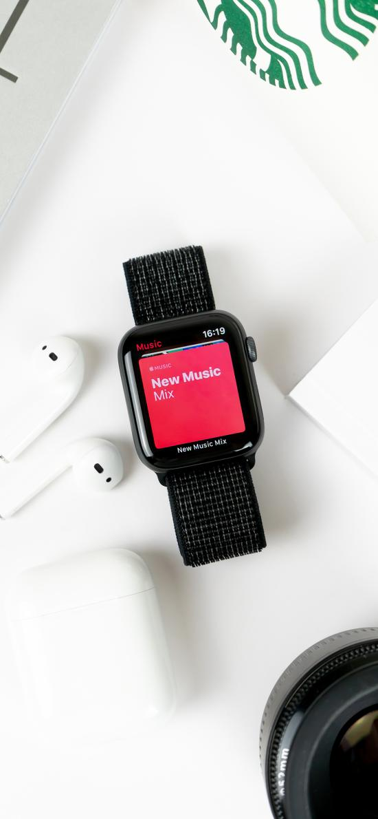 iWatch 手表 耳机 苹果