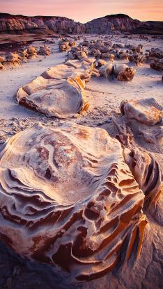 地貌 侵蚀 岩石 风化