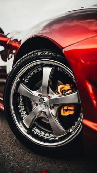 轮胎 跑车 零部件 光漆