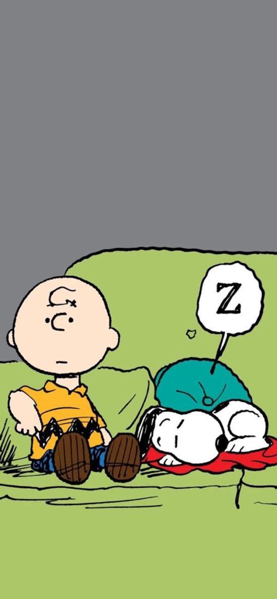 美国 花生漫画 史努比 查理布朗