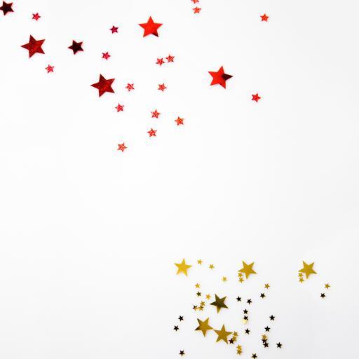 星星 静物 亮片 五角星