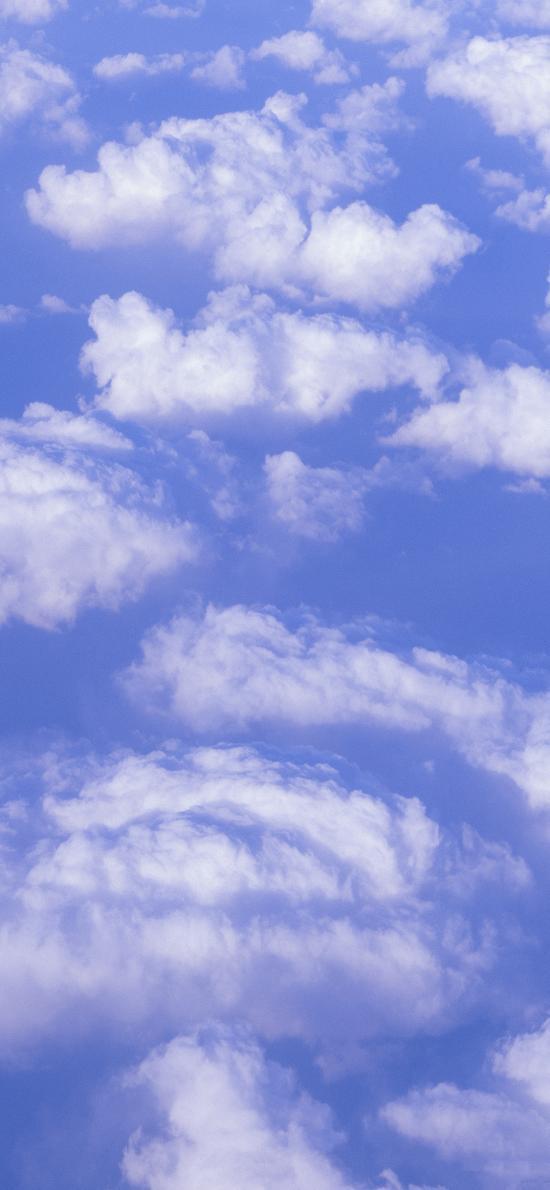 天空 蓝天白云 云层