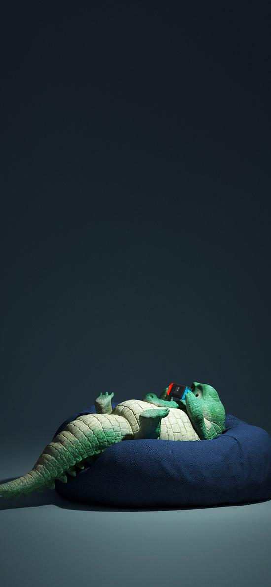 恐龙 沙发 switch 趣味