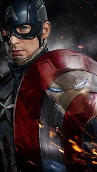 美国队长 电影 欧美 超级英雄 漫威