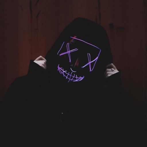 人物 面具 神秘 创意