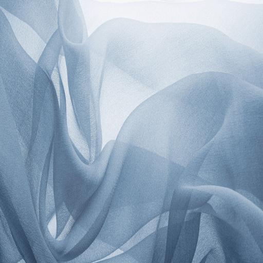 柔和 曲线 流动 蓝色 渐变