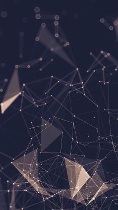 几何 点线面 创意 科技